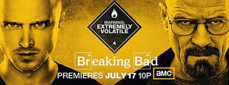 Breaking Bad, la quinta (e forse ultima) stagione sarà più corta o andrà in onda su un'altra rete?