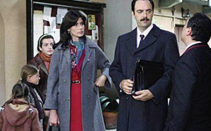 Fiction Rai, Neri Marcorè e Anna Valle in Tutti i Giorni della Mia Vita