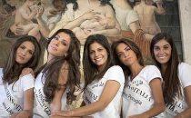 Miss Italia 2011, le miss mamme