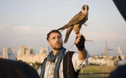 Fiction Mediaset, Raoul Bova sul set di Ultimo – L'Occhio del Falco