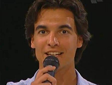 Baila, i maestri: Giancarlo Salvati