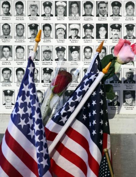 11 settembre le vittime