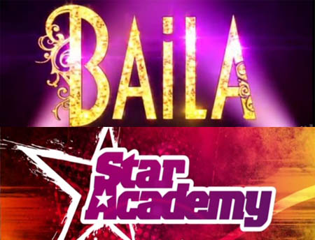 Palinsesti ballerini: Baila! anticipa a lunedì 26, Star Academy slitta a giovedì 29 e sfida X Factor 5