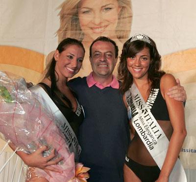 Greta Piccioli Cappelli Miss Italia 2005
