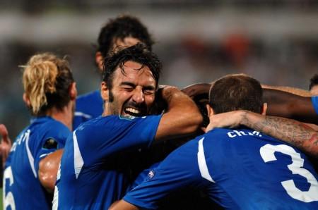 Ascolti tv martedì 6 settembre 2011, vince Italia-Slovenia