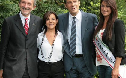 Miss Italia 2011: Ines Sastre madrina, Giorgia e Lenny Kravitz ospiti