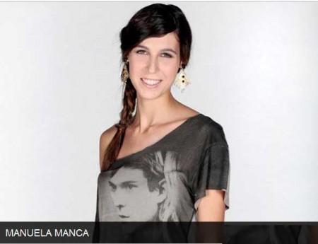 Star Academy, i concorrenti: Manuela Manca