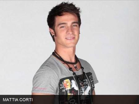 Star Academy, i concorrenti: Mattia Corti