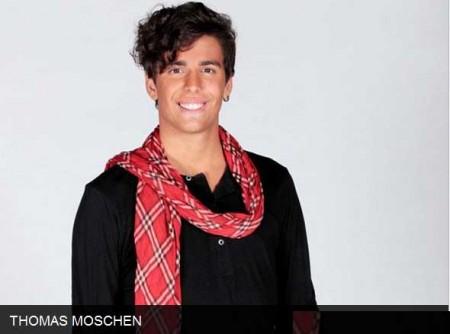 Star Academy, i concorrenti: Thomas Moschen
