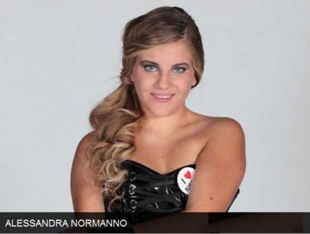 Star Academy, i concorrenti: Alessandra Normanno