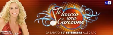 Programmi tv stasera, 17 settembre 2011: Ti lascio una canzone, Castle e C'è posta per te