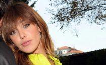 Belen Rodriguez al matrimonio di Paola Perego? Solo con Fabrizio Corona a casa!
