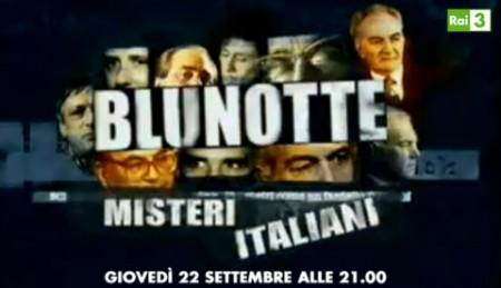 Riparte Blu Notte, Carlo Lucarelli indaga sugli intrecci fra mafia e politica