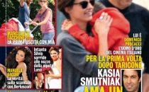 Gossip, Kasia Smutniak e Domenico Procacci stanno insieme