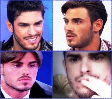 Uomini e Donne: Francesco e Cristian litigano e piangono in puntata