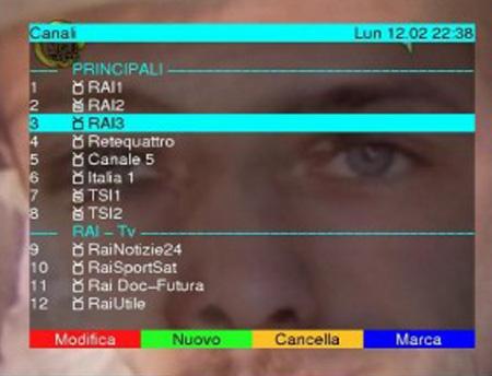 LCN Digitale Terrestre, non cambia la numerazione dei canali