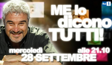 Programmi tv stasera, oggi 28 settembre 2011: Bersaglio Mobile, Me lo dicono tutti e Milan-Viktoria Plzen