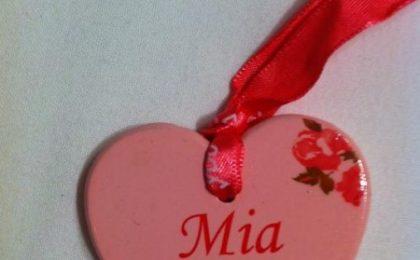 Alessia Marcuzzi e Francesco Facchinetti genitori, è nata Mia
