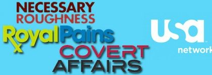Usa Network rinnova Covert Affairs, Royal Pains e Necessary Roughness