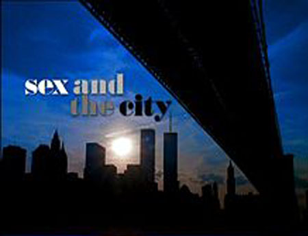sex and the city twin towers