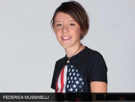 Star Academy, i concorrenti: Federica Mussinelli