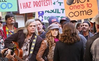 30 Rock e MTV si occupano di Occupy Wall Street, gli indignados americani