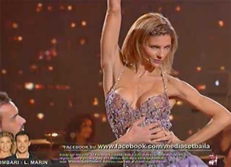 Baila seconda puntata_Colombari_marin_salsa