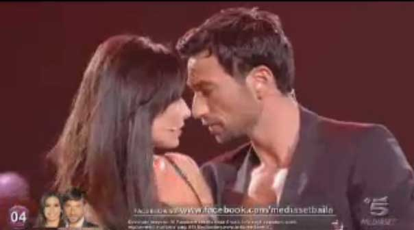 Baila terza puntata_costantino gregoraci tango