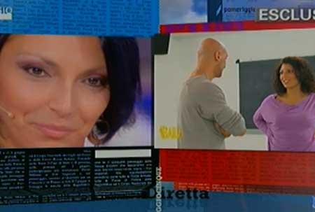 Baila, i concorrenti: Elena Peretti sostituisce Maria Grazia Mastroianni