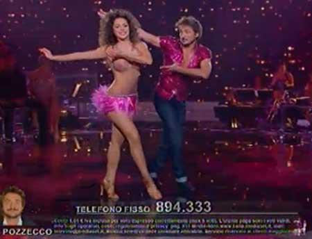 Baila_finale_Pozzecco Fico salsa