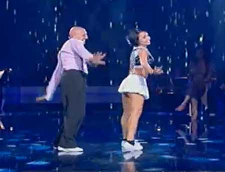 Baila_seconda puntata_stefano maria grazia_lindy hop