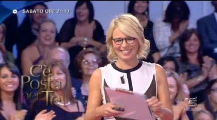 Ascolti tv sabato 8 ottobre 2011: la De Filippi al 24%, la Clerici al 20%