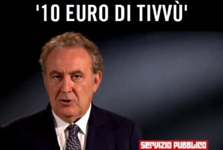 Michele Santoro, raccolti 200mila euro in due giorni per Servizio Pubblico
