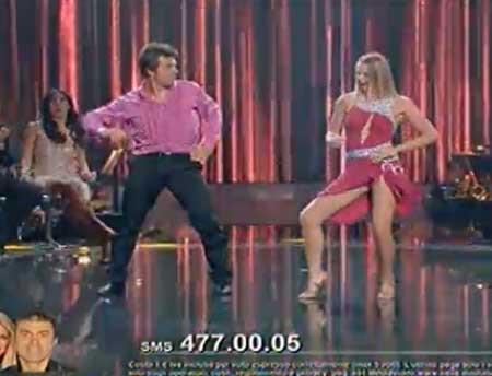 baila seconda puntata_Ghedina Susana