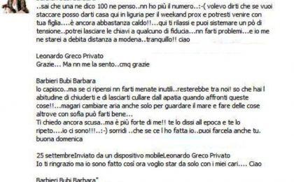 Uomini e Donne: Leonardo Greco e Diletta, non siete più credibili!
