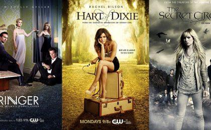 CW rinnova Ringer, Hart Of Dixie e Secret Circle e compra un pilot da Katherine Heigl; più sceneggiature per Prime Suspect (NBC)