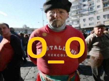 Scartato al Grande Fratello 12, si dà fuoco: Emilio Perrella ridicolo
