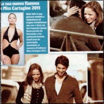 Uomini e Donne: Gianfranco Apicerni bacia Miss Cartagine! Ecco le foto