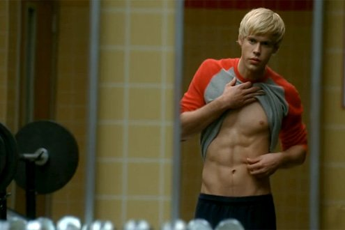 Glee 3, a dicembre torna Chord Overstreet