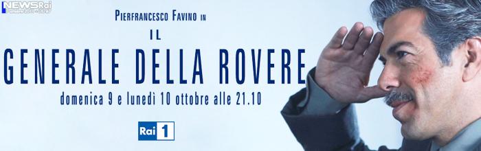 Il Generale Della Rovere, stasera e domani su Rai 1