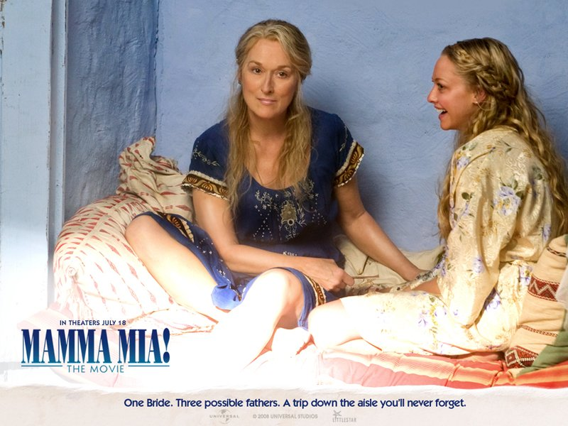Programmi tv stasera, oggi 25 ottobre 2011: Mamma mia!, Ballarò, La donna che ritorna