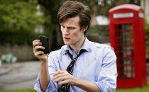 Matt Smith: Non lascio Doctor Who, è un lavoro duro ma lo amo