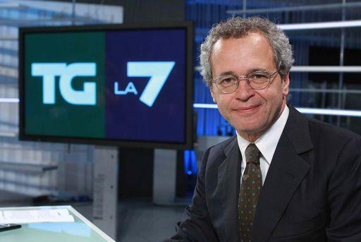 Tg La7 in agitazione: i giornalisti contro Mentana e Telecom
