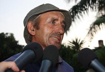 Michele Misseri a Porta a Porta: la nera chiama, Vespa risponde