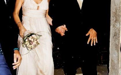 Da Zelig all'altare: Paola Cortellesi ha sposato il suo Riccardo