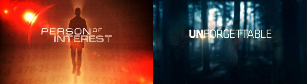Person of Interest e Unforgettable (CBS), in arrivo una stagione completa?