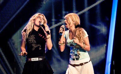 X Factor 5, il miracolo delle sorelle Lallai