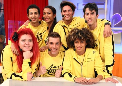 Amici 11, anticipazioni: in sfida José e i cantanti della Squadra Gialla