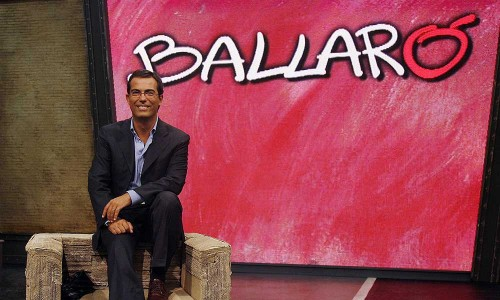 Ascolti tv martedì 22 novembre 2011, Ballarò stravince con oltre 5 mln
