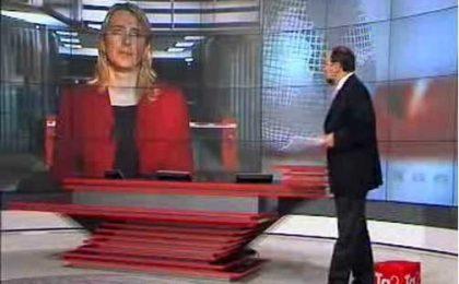 Alluvione Genova, l'intervista del Tg2 'inaccettabile' per il direttore Masi; la giornalista si difende